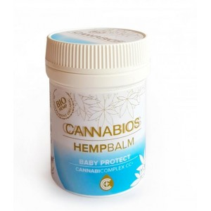 Cannabios Hanfbalsam Baby Protect, 50ml