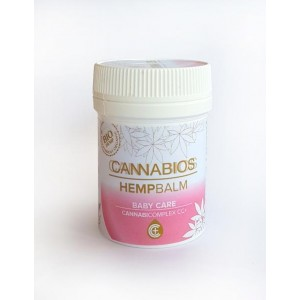 Cannabios Hanfbalsam Baby Care, 50ml
