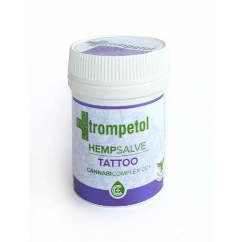 Trompetol Hanfbalsam Tattoo, 50ml
