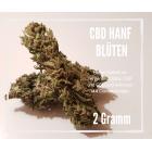CBD Blüten Sonne - Bio Outdoor CBD Hanf ab € 4,50 / g