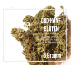 "CBD Blüten ""Sonne"" - Bio Outdoor CBD Hanf ab € 7,- / g"