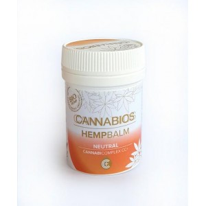 Cannabios Hanfbalsam Neutral, 50ml